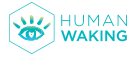 Human Waking Mobile Logo